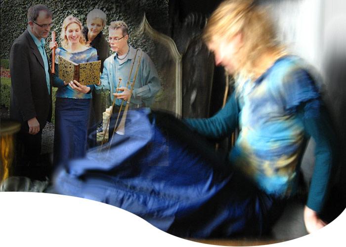 Inge van Keulen: Repertoire