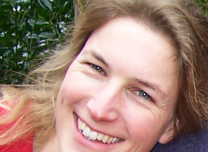 portret Inge van Keulen